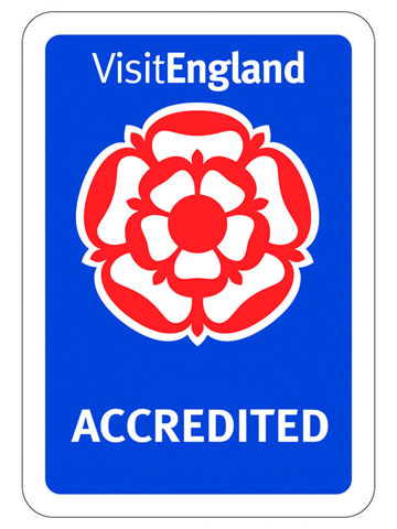 Visit England Accredited
